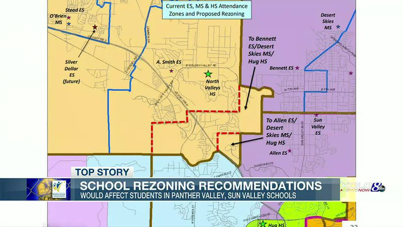 The WCSD Zoning Committee recommended zoning changes to help with overcrowding at schools in...
