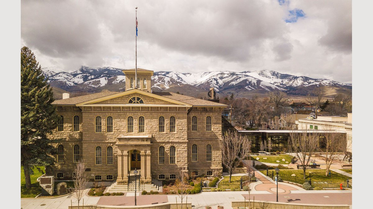 The former Carson CIty Mint, home to the Nevada State Museum since 1941, will be celebrated for...
