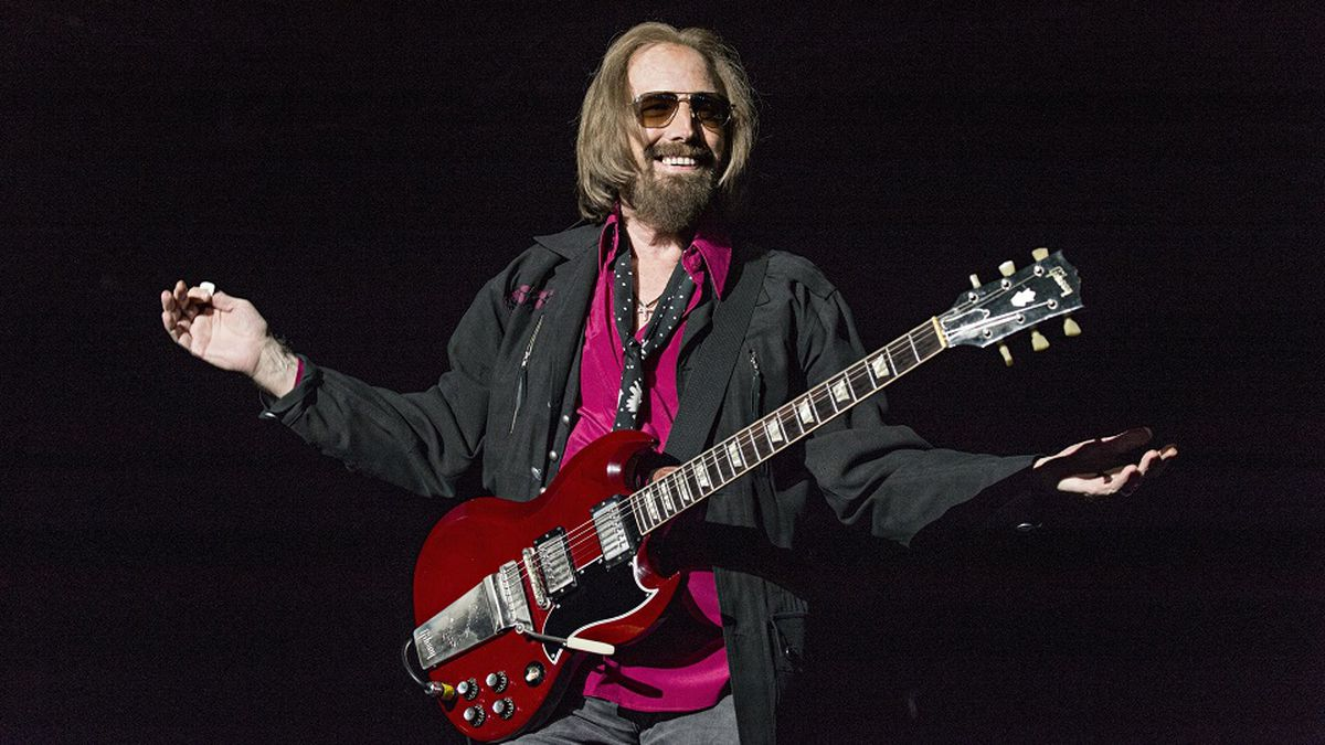Tom Petty of Tom Petty and the Heartbreakers seen at KAABOO 2017 at the Del Mar Racetrack and Fairgrounds on Sunday, Sept. 17, 2017, in San Diego, Calif. (Photo by Amy Harris/Invision/AP)