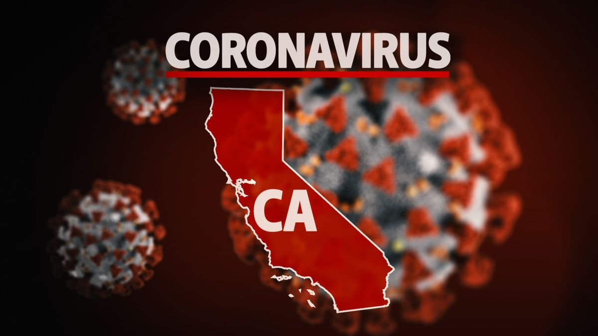 California coronavirus COVID-19 graphic by The Associated Press.