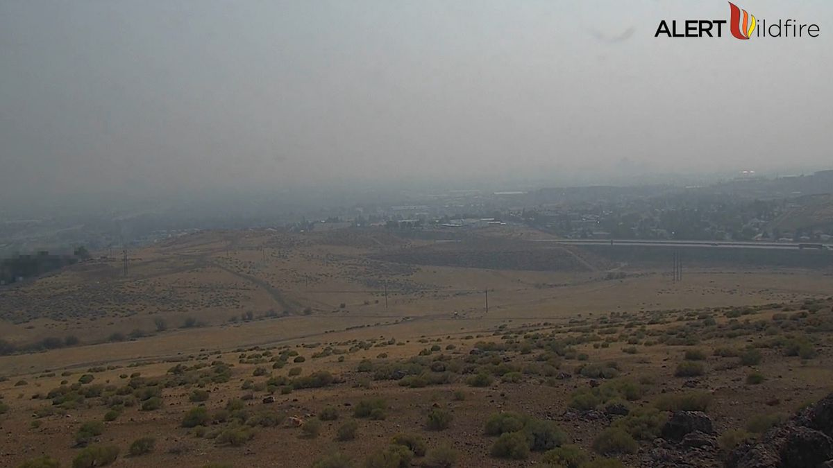 Smoky conditions are prompting distance learning and remote learning days for students.