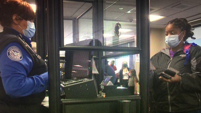 TSA Screening Reno Tahoe Airport