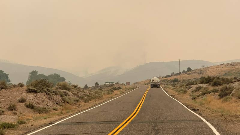 Wildfire smoke carries health risks to many.
