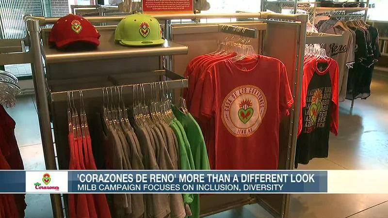 'Los Corazones de Reno' more than just a uniform change