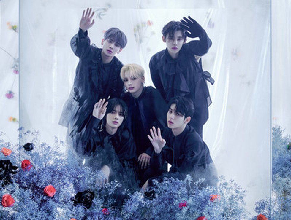 TOMORROW X TOGETHER ANNOUNCES 1st JAPANESE EP'Chaotic Wonderland' AVAILABLE ON December 3Photo...