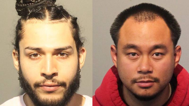 David Segura-Garcia and Cesar Cornejo are facing charges in connection with a shooting near...