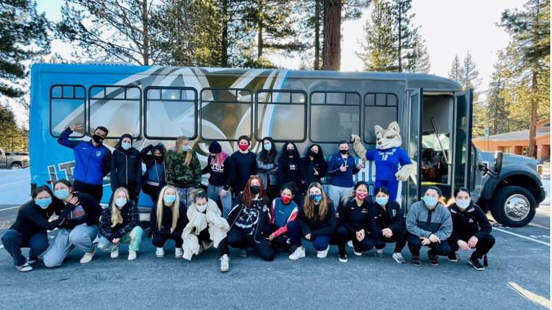 Athletes at Lake Tahoe Community College are ready and excited to finally get back out on the...