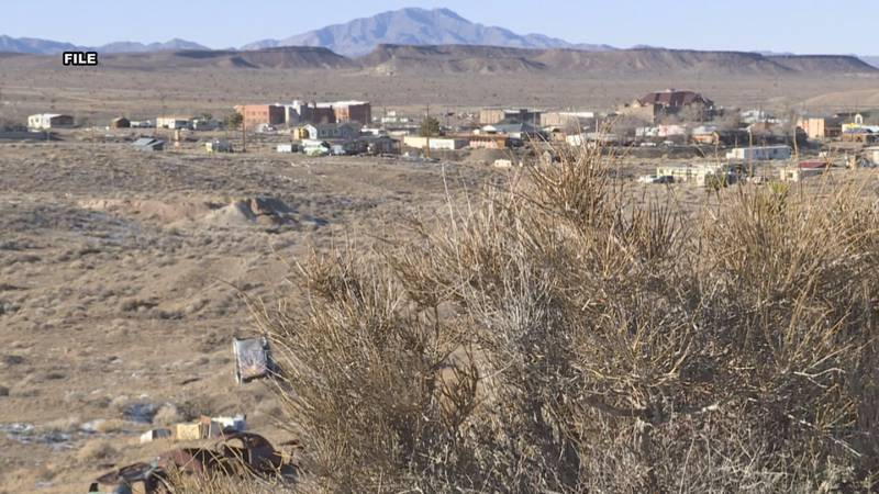 Esmeralda County, population 981, has stayed COVID-free through the first seven months of the...