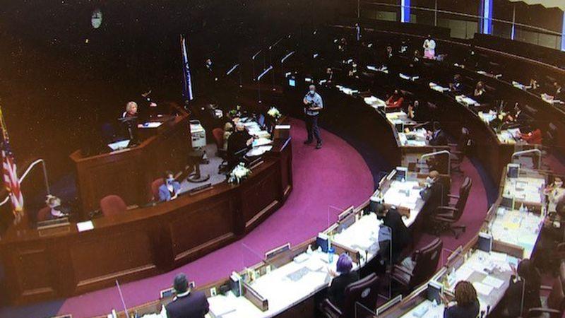 The Nevada legislature looks much different in 2021.
