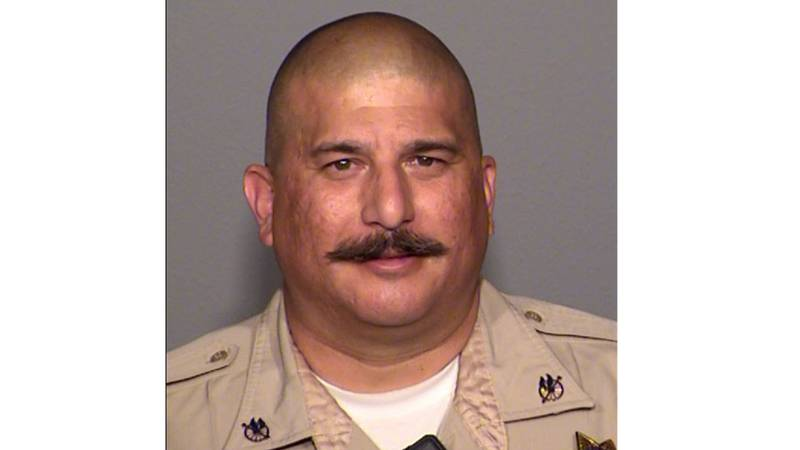 The Las Vegas Metropolitan Police Department announced the passing of Officer Edward Contreras...