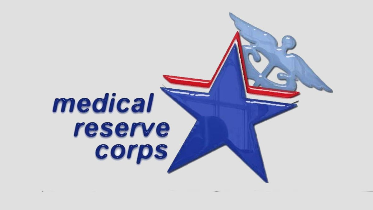 Medical Reserve Corps graphic
