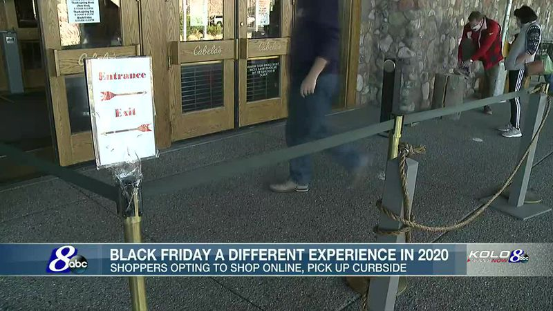 Shoppers look online, do curbside pickup amid COVID-19