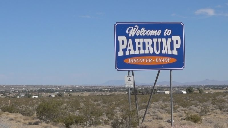 The southern Nevada town is home to about 36,000 people