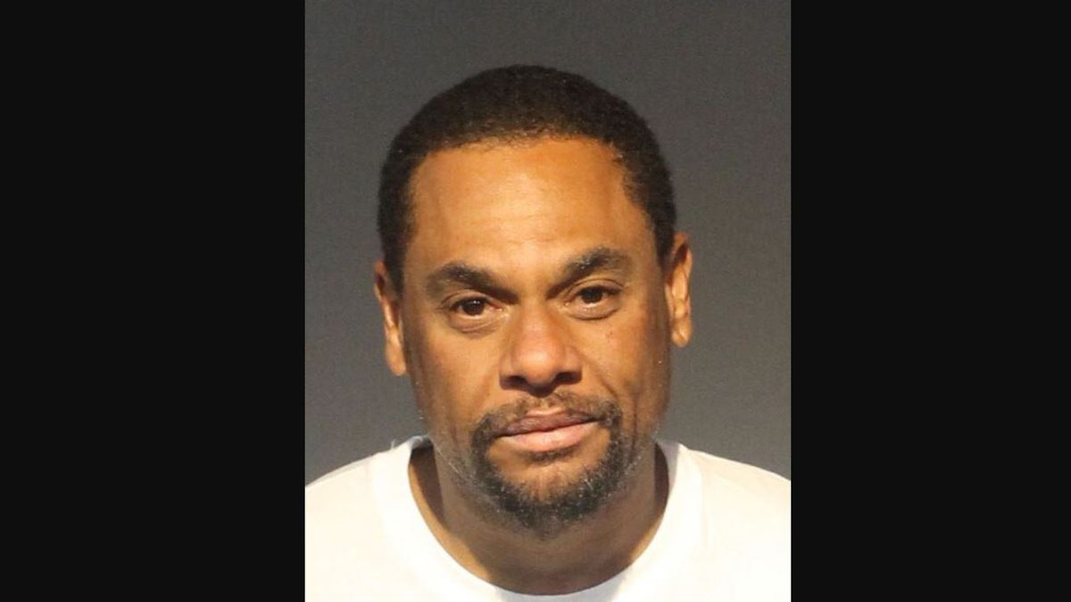 Lamar Adams has been booked into the Washoe County jail and is facing open murder charges