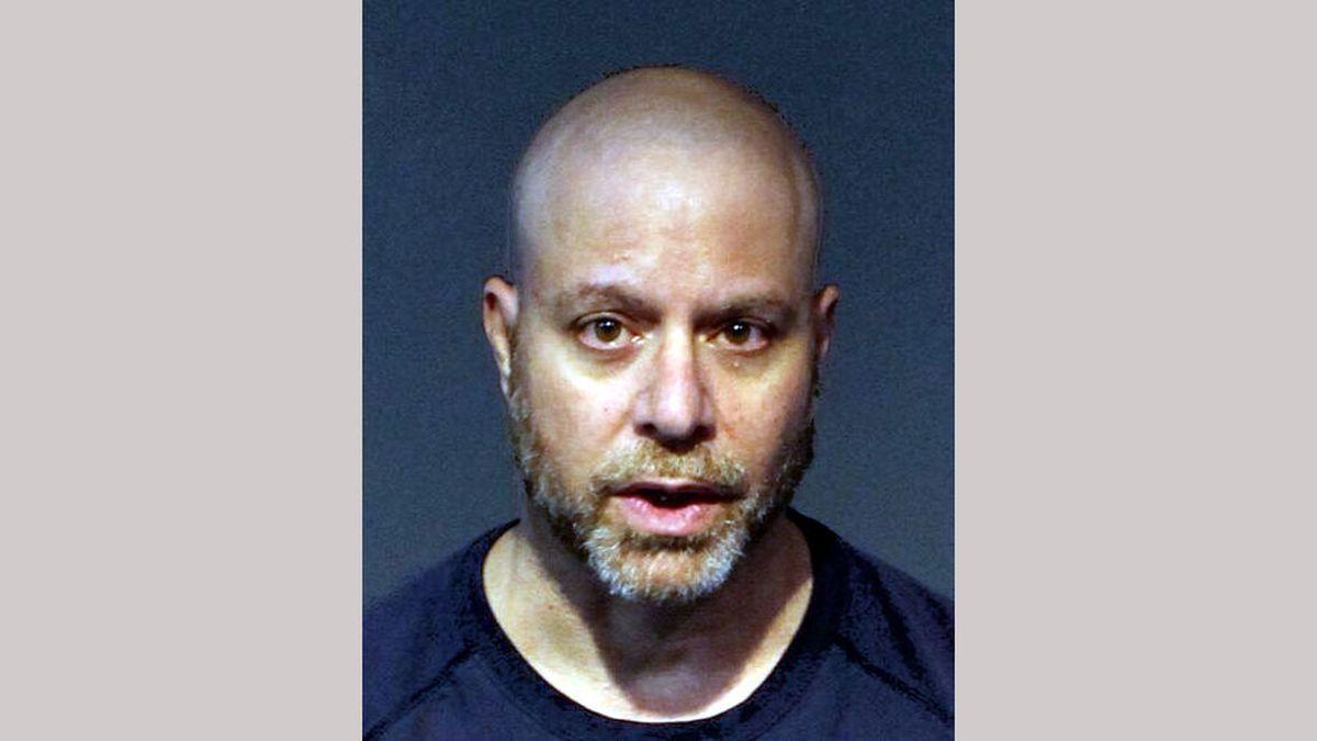 Joseph George Terrone, Jr.  Washoe County jail photograph.
