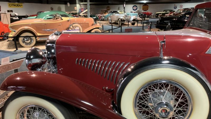 One of America's Top 10 Automobile Museums, the National Automobile Museum showcases more than...