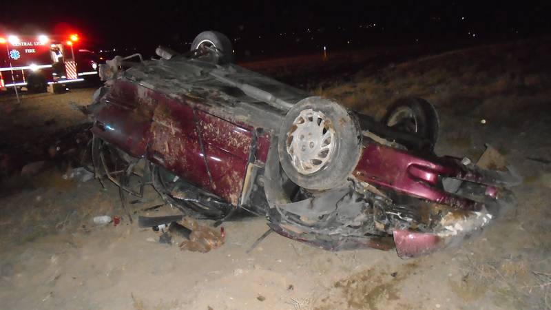 NHP believes impairment was a factor in this fatal crash in Lyon County.