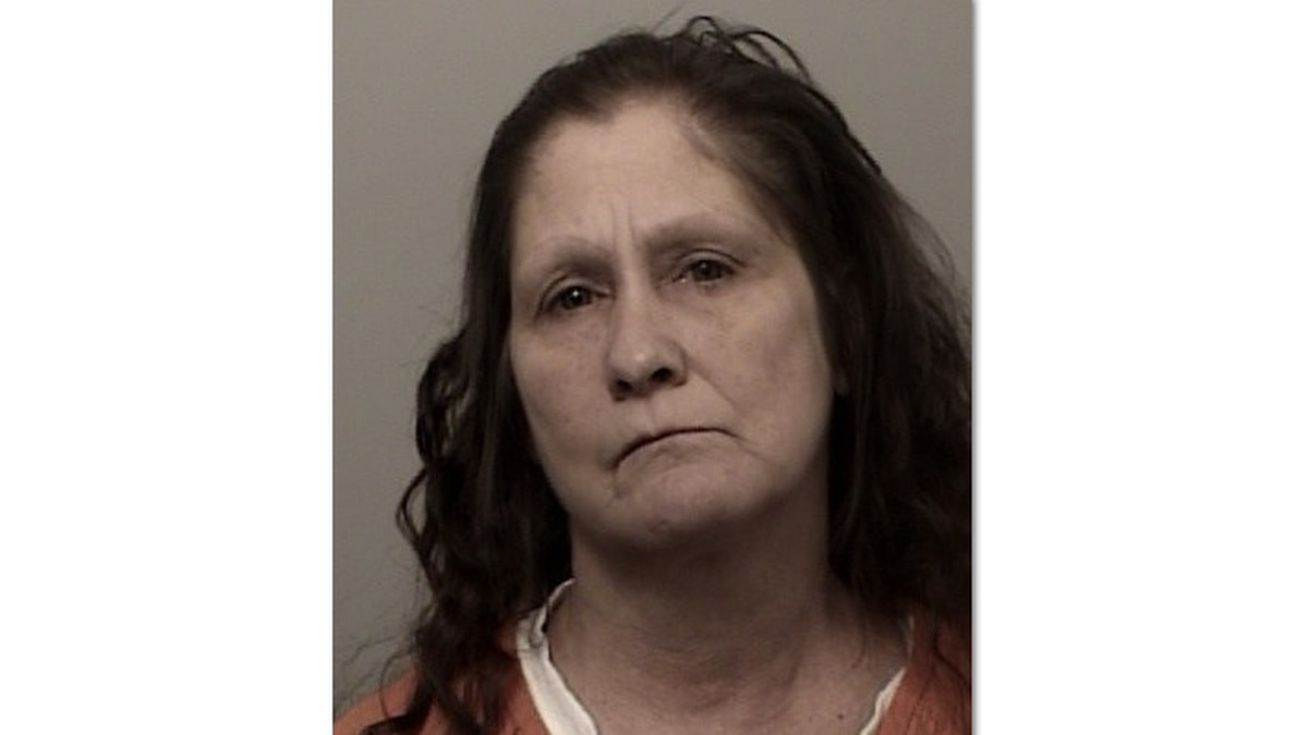 Renee Goodman is charged with murder in the stabbing death of her boyfriend in Pollock Pines.