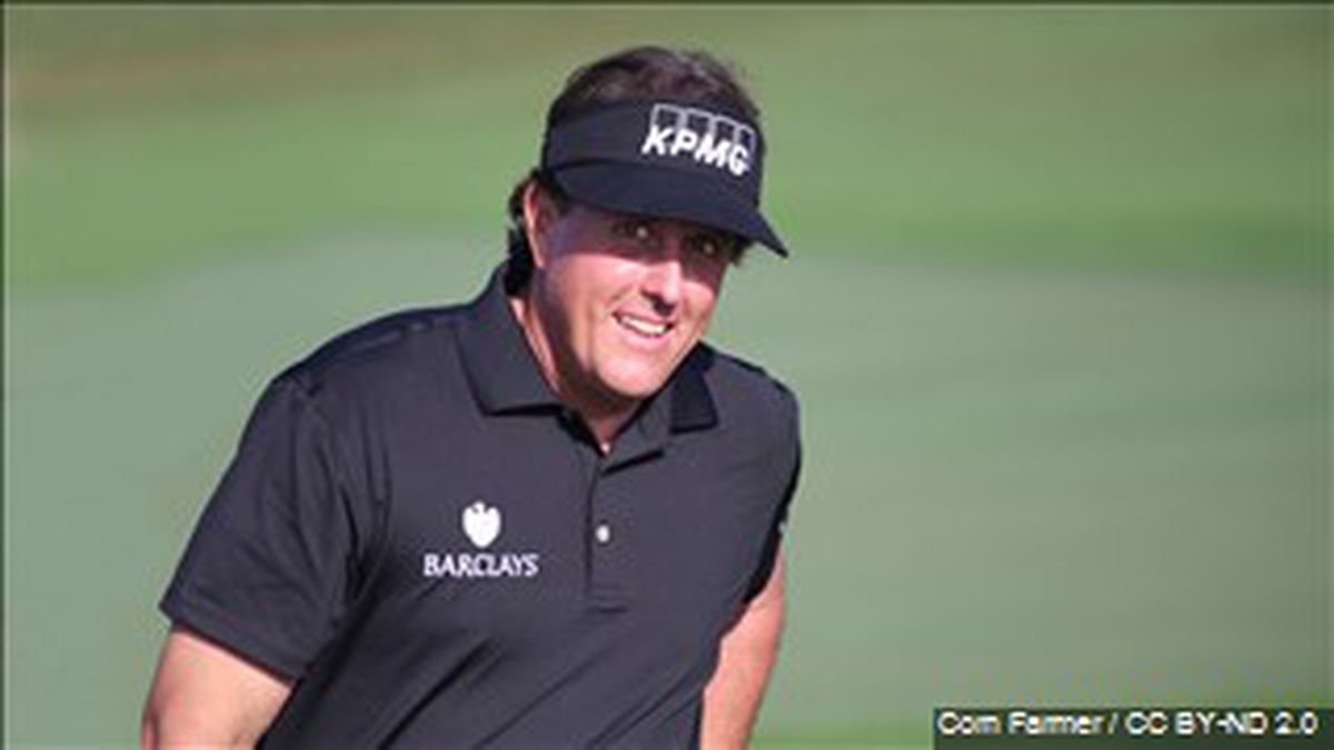 PHOTO: Phil Mickelson, Photo Date: February 26, 2014  - Photo: Corn Farmer / CC BY-ND 2.0