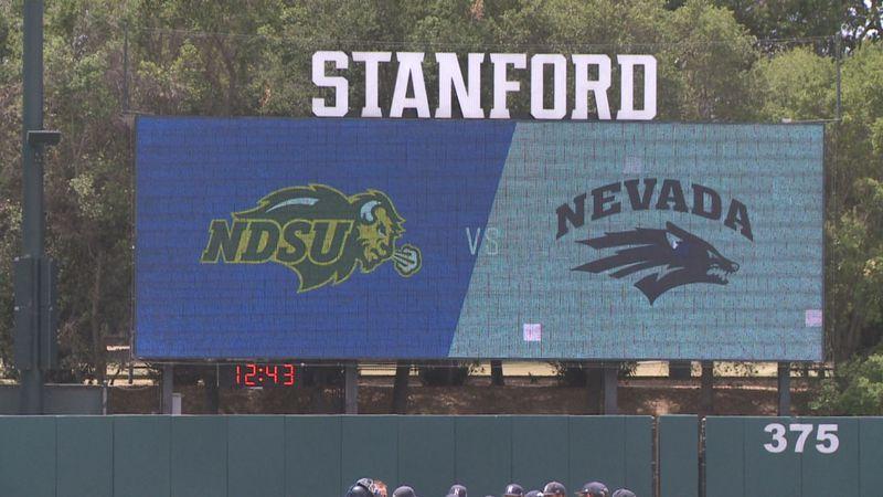 Nevada falls in elimination game to North Dakota State 6-1