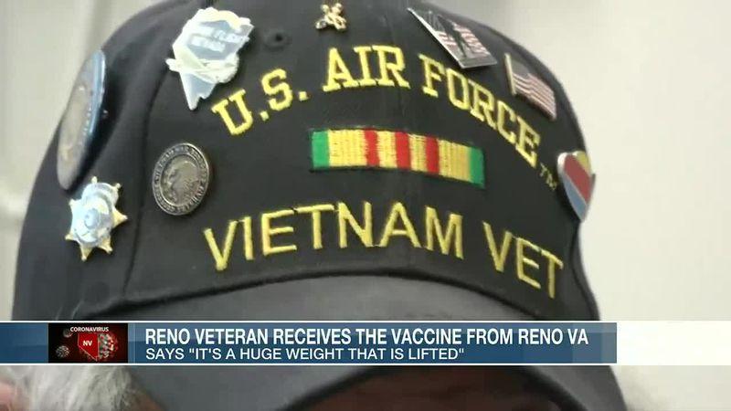 Vaccine for veteran