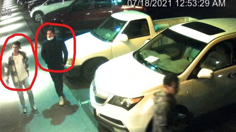 Reno Police are looking for three people who may have witnessed a fight on Casazza Drive.