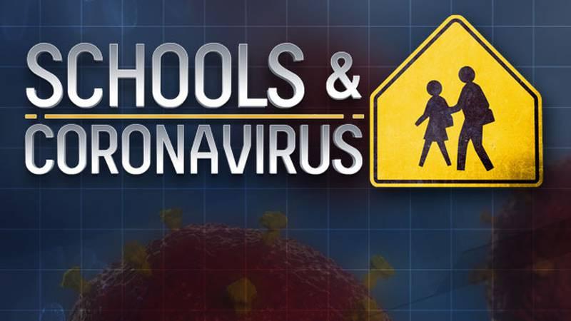 Schools and coronavirus.