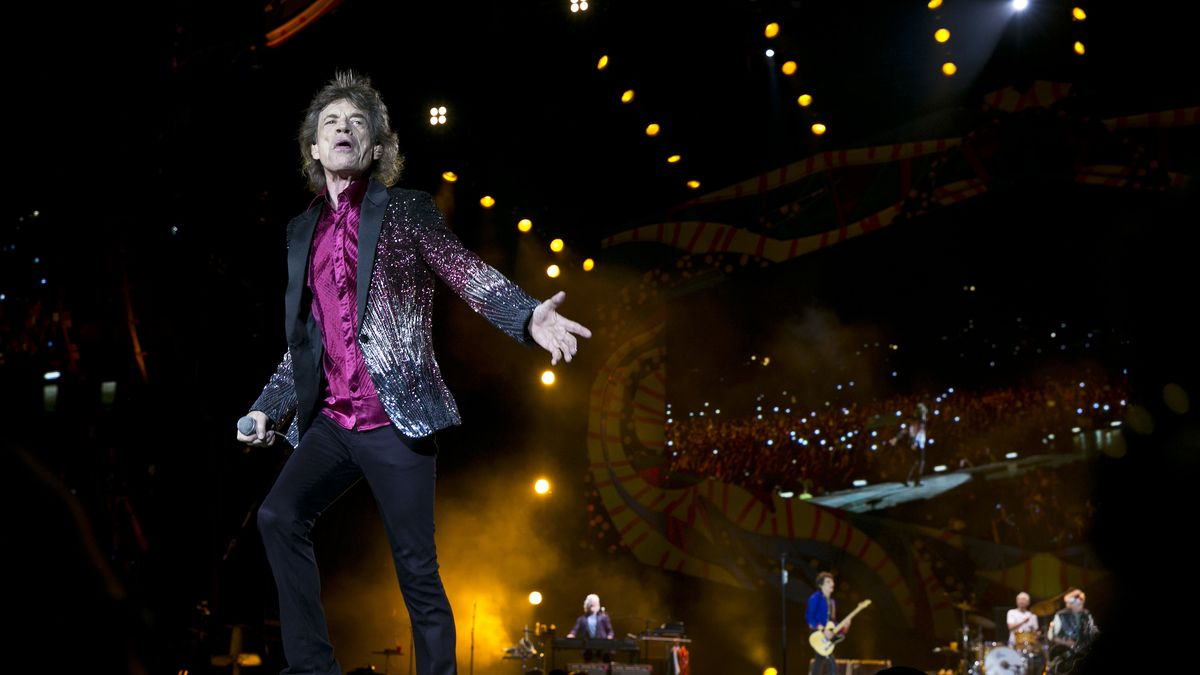 The Rolling Stones frontman recently purchased a mansion south of Tampa as a Christmas present...
