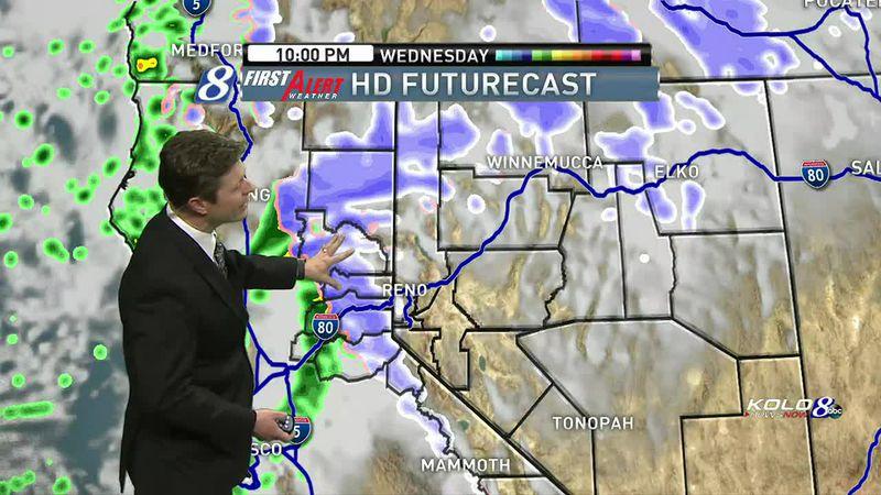 Wednesday Web Weather