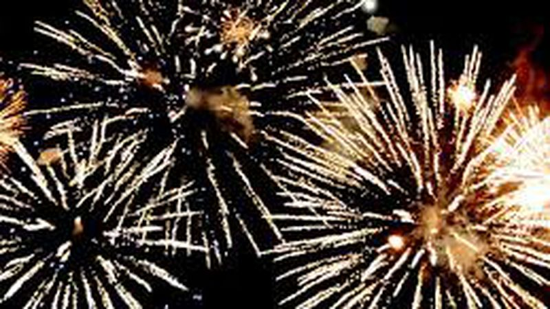 Churchill Co. will hold a fireworks show in Fallon on Thursday evening.