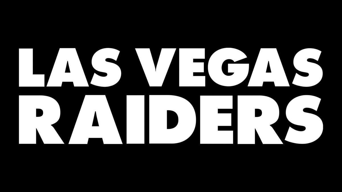 Las Vegas Raiders graphic