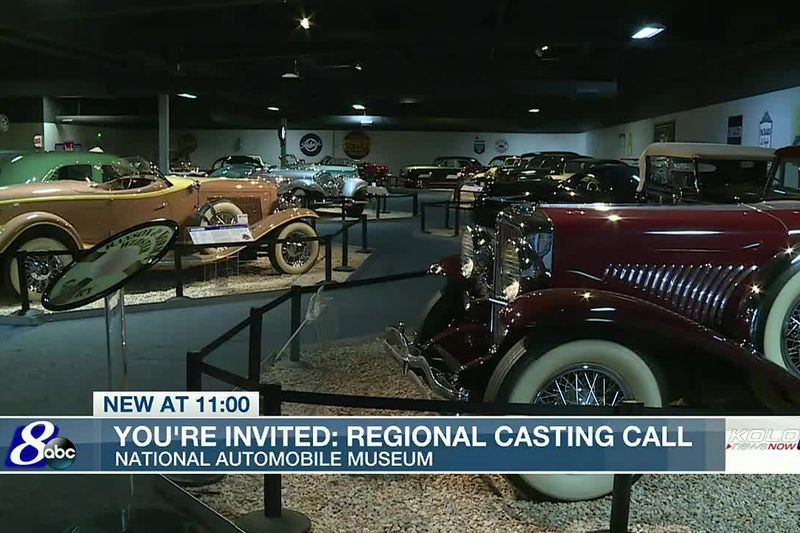 The National Automobile Museum is looking for people to feature in its latest marketing...