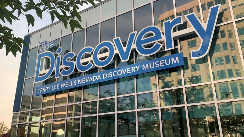 The Terry Lee Wells Nevada Discovery Museum (The Discovery) (August 19, 2020)
