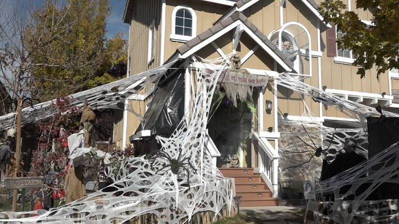 Haunted house in Spanish Springs