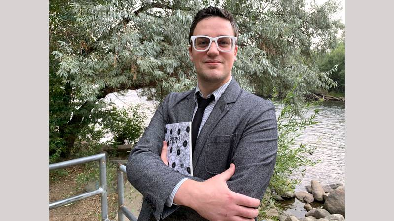 Reno Poet Laureate Dustin Howard