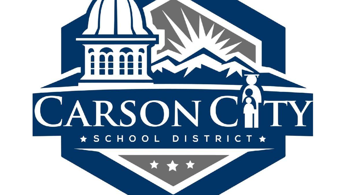 Carson City School District logo