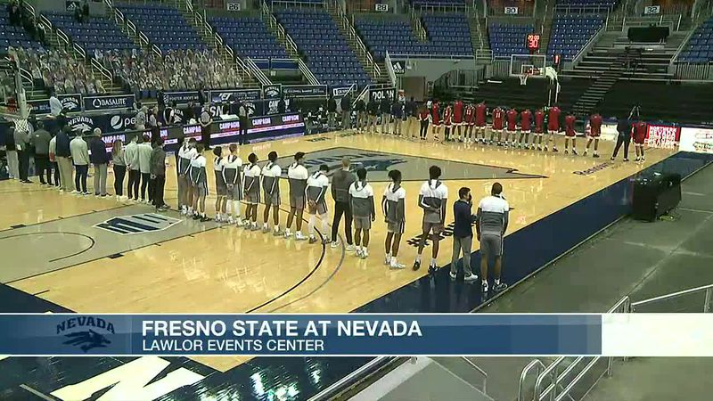 Nevada gets second series sweep of season with wins over Fresno State