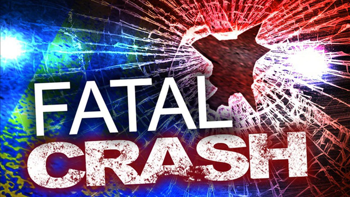 Fatal crash graphic by MGN