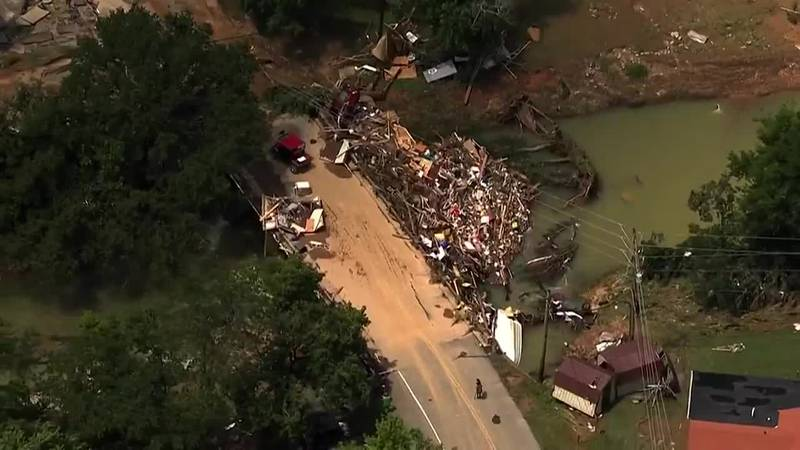 At least 22 people are dead and 10 still missing following flash floods in middle Tennessee....