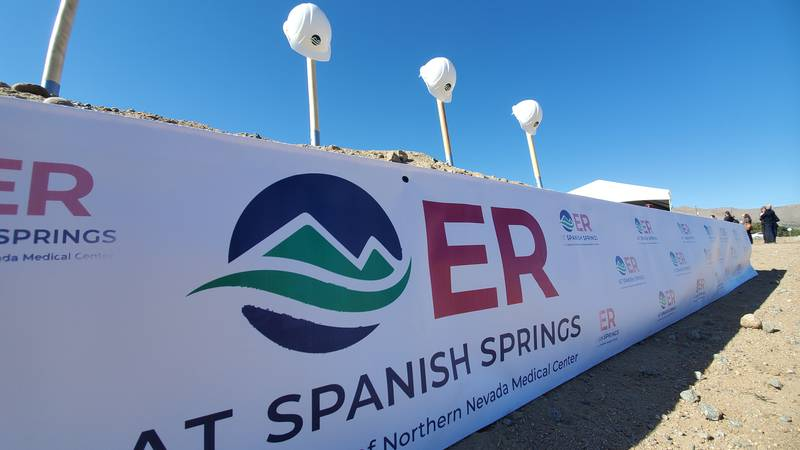 Northern NV Medical Center is planning a freestanding emergency room for the Spanish Springs...