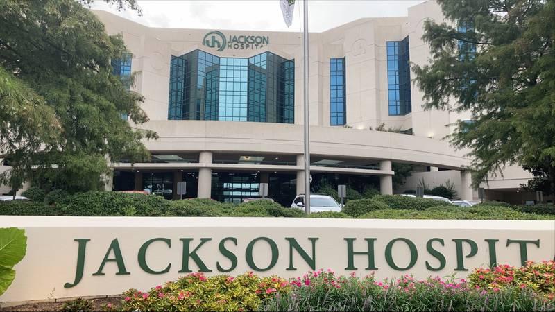 Jackson Hospital in Montgomery, Alabama.