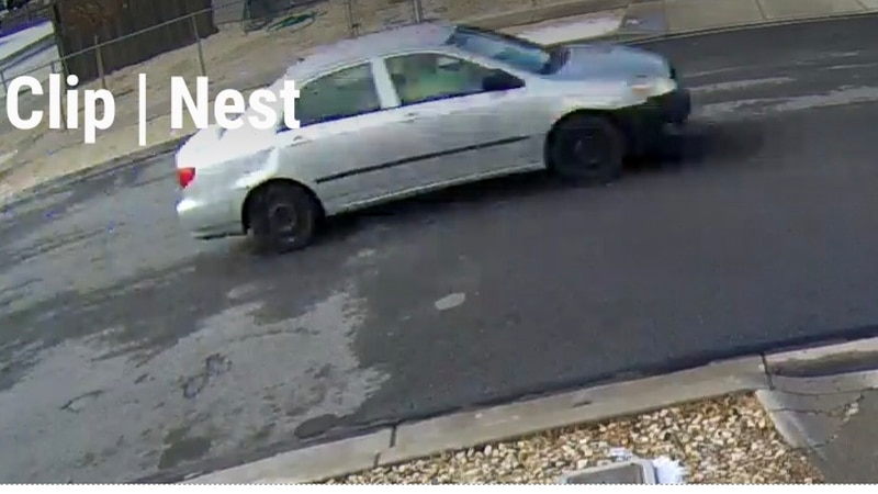 The Sparks Police Department believes this vehicle, possibly a Toyota Tercel, was involved in a...