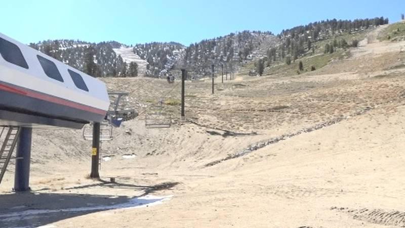 Crews prepare ski season likely to start around the first part of November in 2021.