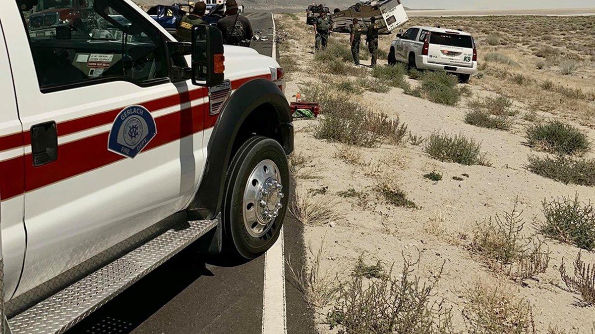 Photo courtesy: Washoe County Sheriff's Office