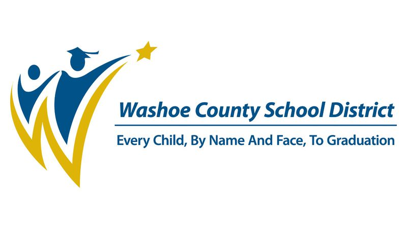 Washoe County School District logo.