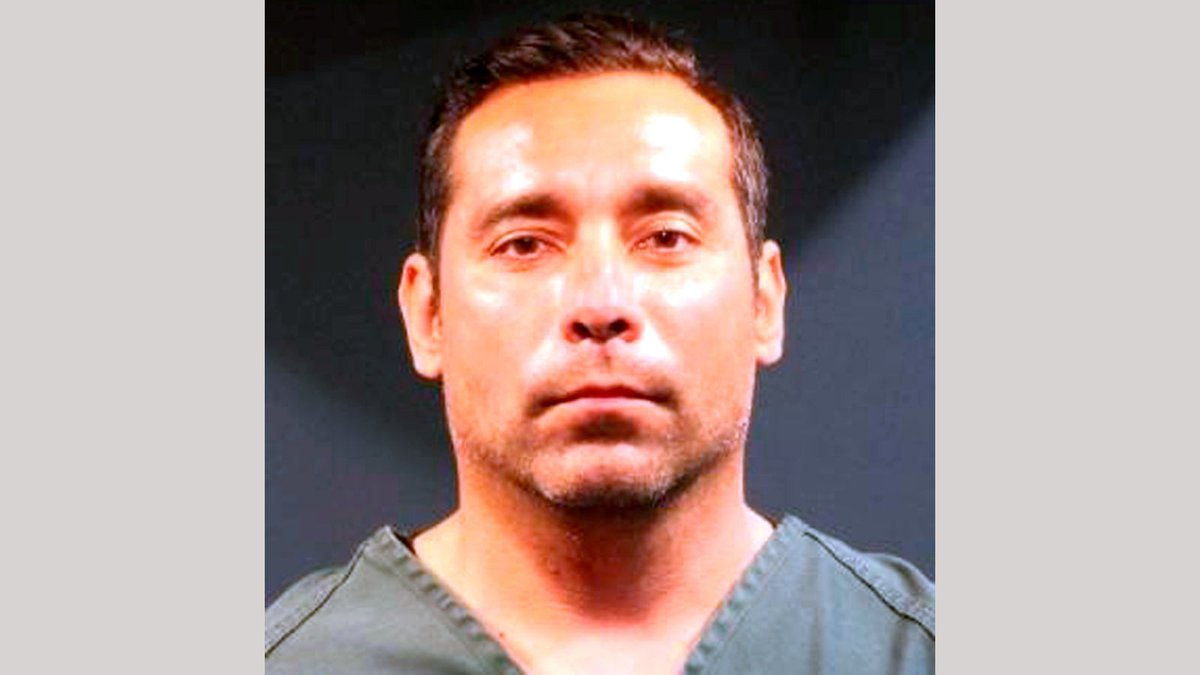 This Sept. 10, 2020, file booking photo provided by the Orange County Sheriff's Office, shows...