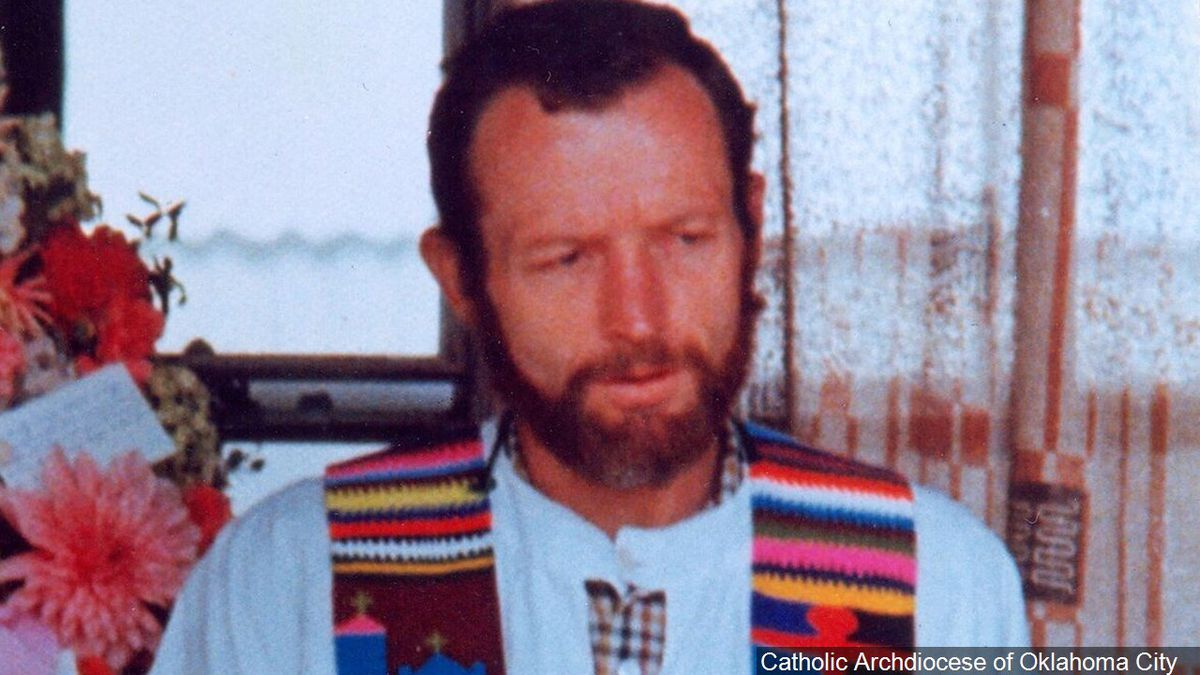 Rev. Stanley Francis Rother - American Roman Catholic priest from Oklahoma who served and was...