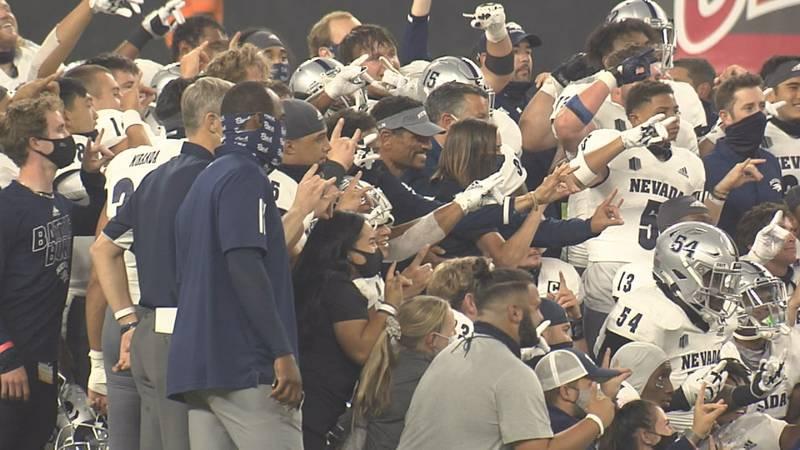 Nevada won 2020 contest 37-19; Rebels last win came at Mackay Stadium in 2019