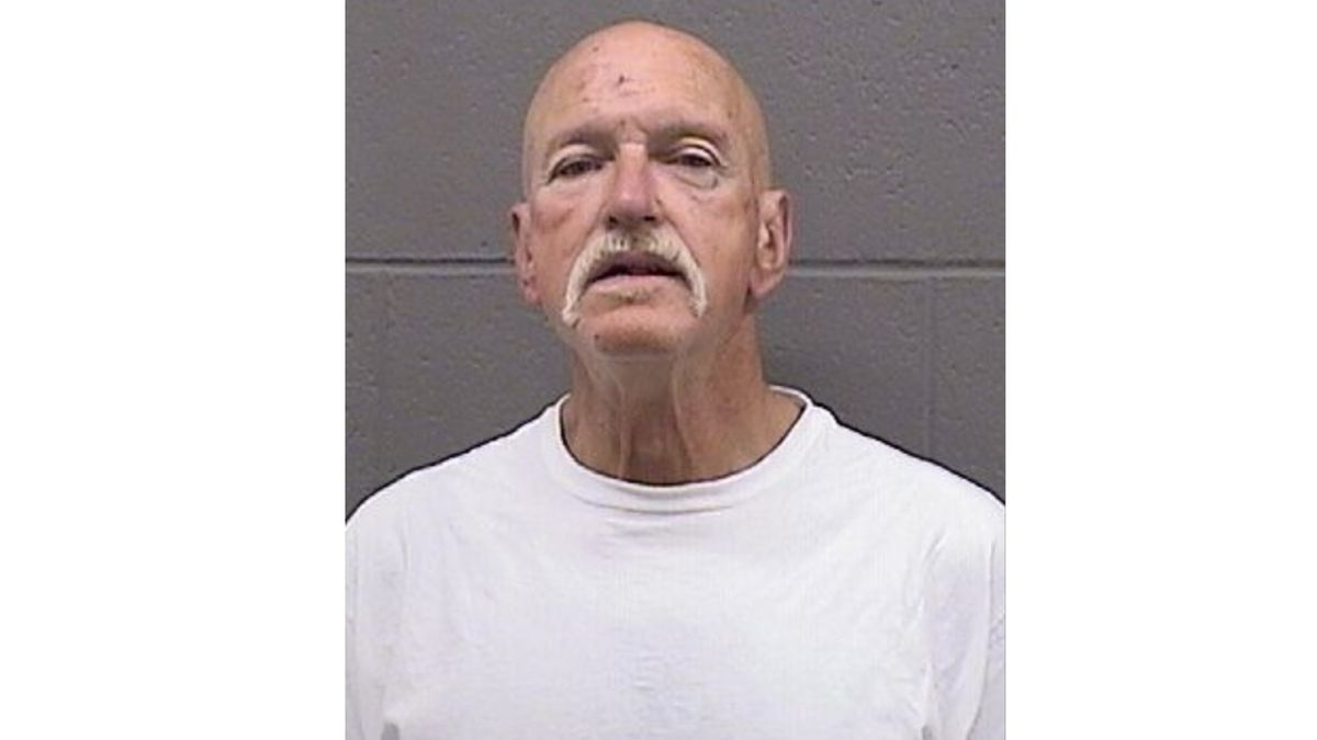 The suspect is 65-year-old William Ralph Wilson from Benton.