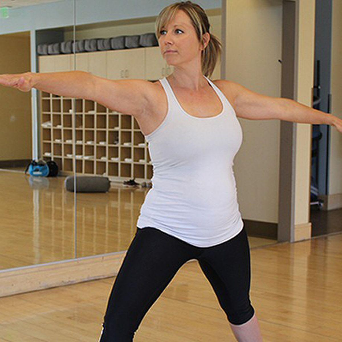 Prenatal Fitness At Saint Mary S Fitness Center